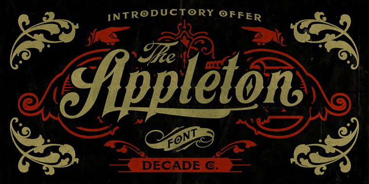 Appleton Beautiful Sample