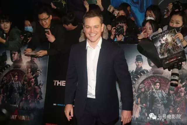 Hollywood Star Matt Damon Wrote Better Chinese than Chinese Stars
